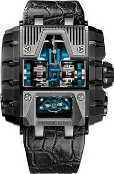 Gotham Watch Blue Case Material Titanium Mechanism Hand winding Functions Hours / Minutes Gender Men's watch Size x x мм Best Watches For Men, Big Watches, Amazing Watches, Automatic Watches For Men, Luxury Watches For Men, Sport Watches, Cool Watches, Popular Watches, Gadget Watches