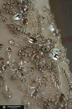 Hermosos detalles en tu vestido de Novia