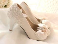 BHLDNs Rachel Simpson Mimosa T Straps in Mint Wedding shoes