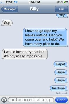 Autocorrect Fail   Hilarious Auto Correct blunders and funny texts from your mobile phone!