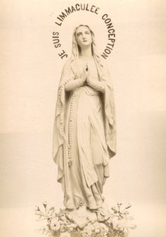 December Immaculate Conception of the Blessed Virgin Mary Catholic Art, Religious Art, Catholic Wallpaper, La Salette, Novena Prayers, Mama Mary, Queen Of Heaven, Our Lady Of Lourdes, Mary And Jesus