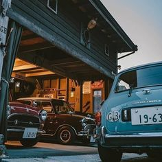 Welcome to the MINI Owners Club - One of the largest and fastest growing MINI communities in the World! We welcome you to share your MINI related pictures & adventures. Mini Cooper Classic, Mini Cooper S, Classic Mini, Classic Cars, R32 Skyline, Nissan Skyline Gt, Classic Car Garage, Mini Countryman, Mustang Boss