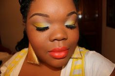 Summer Orange Lipsticks for Black Women