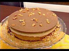 Receita: cheesecake fit de amendoim - YouTube Cheesecake Fit, Cheesecakes, Pancakes, Breakfast, Youtube, Food, Chef Kitchen, Peanuts, Recipes