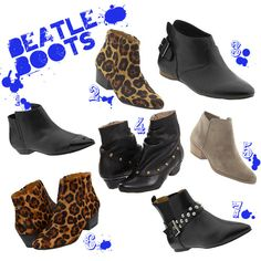 kandeej.com: Attack of the Beatle Boots!