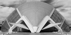 Amazing Black and White Modern Architecture Photography Santiago Calatrava, Places Around The World, Around The Worlds, Architectural Photographers, Photographs Of People, Elements Of Art, Geometric Shapes, Modern Architecture, Interior And Exterior