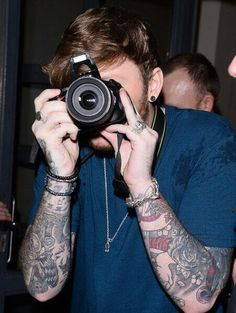 James Arthur ( foto making )