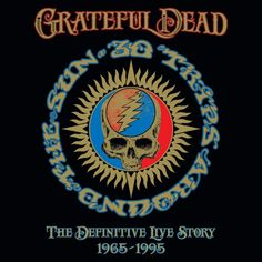 fa46a2581c1 Grateful Dead - 30 Trips Around the Sun 4 CD Set-Grateful Dead - 30 Trips  Around the Sun The Definitive Live Story CD Set Journey with The Grateful  Dead ...