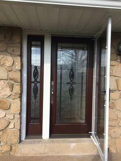 Installed by Chapman Windows, Doors & Siding. Grand Entrance, Windows, Doors, Window, Grand Entryway, Front Door Entrance, Gate