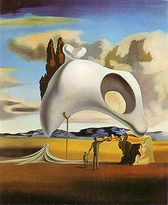 Atavistic Ruins after the Rain (1934): Salvador Dali Go to a Salvador Dali…