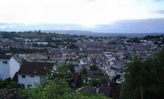 An aerial view of Newton Abbot  Devon is officially the 3rd most child-friendly holiday destination in the world! Why not take a look at our 17 suggestions of interesting places to visit in our latest blog post and start planning your break now?  #tourism #holiday #Devon #visit #childfriendly #destinations #thingstosee #thingstodo #attractions   http://www.devonhampers.com/blog/2014/04/22/17-interesting-places-to-visit-in-devon/