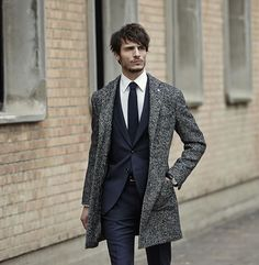 men's fashion & style - Luigi Bianchi Mantova Autumn/Winter 2015