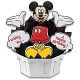 Mickey Mouse Cookie Basket