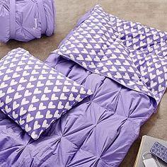 Teen Girls' Sleeping Bags, Sleeping Bags for Girls | PBteen