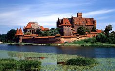 Poland, Malbork Castle