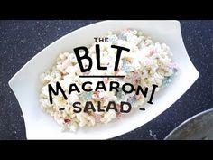 Yum... BLT Macaroni Salad - fooddonegood.com/...