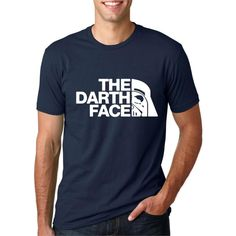 Star Wars The Darth Face T-Shirts Star Wars merchandise http://funstarwars.com/shop/star-wars-t-shirts/star-wars-the-darth-face-t-shirts/ 18.85 This short-sleeve t-shirt features a comfortable crew neck and quality construction, making it the perfect graphic tee gift for both men and women. The soft fabric looks as good as it feels, and this tee is durable for everyday wear. Our cute, funny, and unique designs are printed professionally, and make great novelty gifts for him or her, young or…