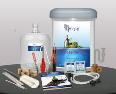 "Wine Making Kit- ""Deluxe Kit"""