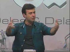 """Entrevista com Marcelo Freixo no programa """"Deles & Delas"""" na CNT"""