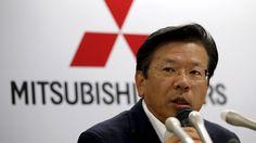 Руководитель Mitsubishi «по-джентельменски» подал в отставку...