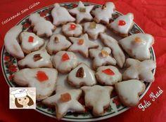 Cozinhando sem Glúten: Bolachinhas de Natal  1 - zero glúten e zero lacto...