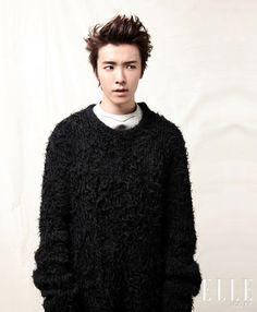 Super Junior Dong Hae - Elle Girl Magazine January Issue '11