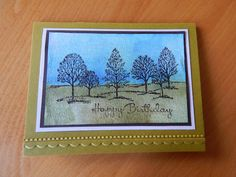Dianne's cards--SU Lovely as a Tree