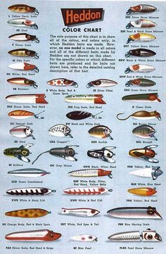 This Board Covers Everything Fishing Lures, From Homemade DIY Lures To Designs The Best Brands In The Business Are Making. Lists and Guides To Freshwater and Saltwater Fishing Lures, Modern Lures and Vintage As Well. We Also Cover A Wide Range Of Lures From Bass And Walleye, To Crappie And Trout. After You Find The Best Lures For You, Learn Tips And Ideas For Storage And Maintenance.