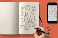 Moleskine's Smart Writing Set digitizes your notes with a smartpen and notebook