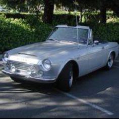 Datsun 1600  my first car