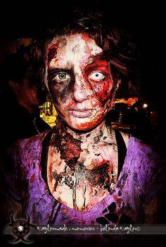 Zombie Walk - Louisville, Ky 2013 Horror Themes, Zombie Walk, Halloween, Zombies, Walks, Costumes, Fictional Characters, Art, Art Background