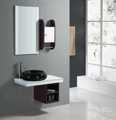 elegant minimalist style of floating vanities for small bathrooms floating bathroom