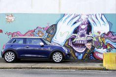 Urban Graffiti #mini #LifeStyle