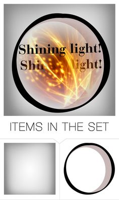 """Shining light"" by smileyamz ❤ liked on Polyvore featuring art"