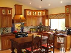 1000 Images About Southwest Kitchens On Pinterest Southwest Kitchen Eclectic Kitchen And