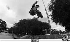 SACRIFICE   Skateboarding - Raki Ututaonga