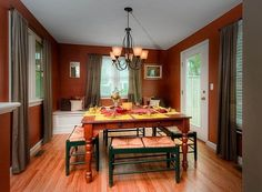 The Best Power Paint Colors for Your Rooms | Copper color ...
