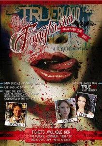 Enjoy Halloween in Australia with the True Blood inspired Club Fangtasia