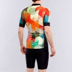 Spektrum Men's Jersey Cycling Wear, Cycling Shorts, Cycling Jerseys, Cycling Outfit, Women's Cycling, Cycling Clothing, Push Bikes, Cool Bikes, Jersey Designs