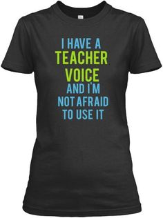 Teachers are enthusiastic and dynamic, highly intelligent and share a passion for wanting to make a difference in this world. They can also be quirky however and this is as a result of there being … Preschool Shirts, Math Shirts, Teaching Shirts, Crazy Shirts, Teaching Tips, Teacher Wear, Teacher Style, Teacher Outfits, Teacher Gifts