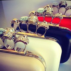 Ring clutch, so awesome!