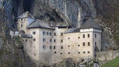 Predjama Castle: The Castle in a Cave that Housed a Slovenian Robin Hood