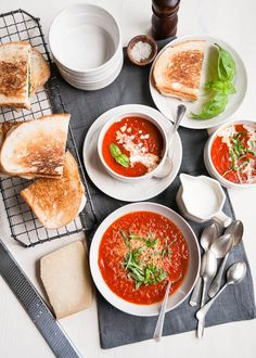 Slow Cooked Tomato Soup