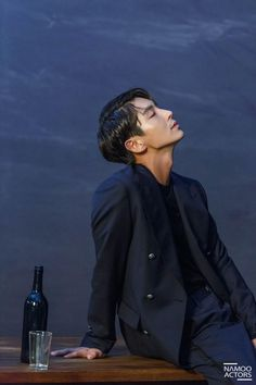 Lee Joon Gi: The Hottest, Most Handsome And Talented South Korean Actor And Entertainer: Vogue Korea Rules The Fashion World With Black And White Shots Korean Star, Korean Men, Asian Men, Asian Guys, Lee Jong Ki, Lee Dong Wook, Ji Chang Wook, Park Hae Jin, Park Seo Joon