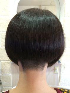 ボブ&刈り上げ ツーブロック の画像|Hair make Pitusa ( ヘアメイク ピトゥサ ) の美容日和