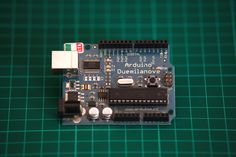 Arduino is an open-source electronics prototyping platform based on flexible, easy-to use hardware and software. It's intended for artists, designers, hobbyists, and anyone interested in creating interactive objects or environments.