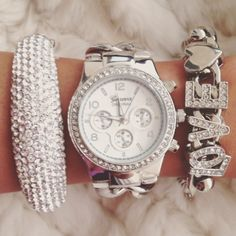 ♥ ~ love this stack mix/match!