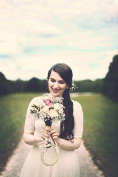 Beautiful Beth (hair and make-up)