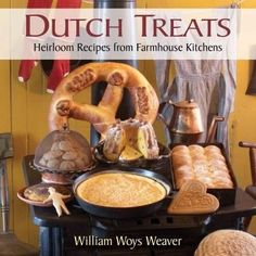 Internationally known food historian William Woys Weaver presents a richly photographed gastronomical journey into the heart of Pennsylvania Dutch food traditions, with more than 100 heritage recipes