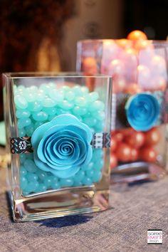 DIY washi tape vase 2